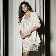 Photo by Jesus Cordero.With Camila Alves