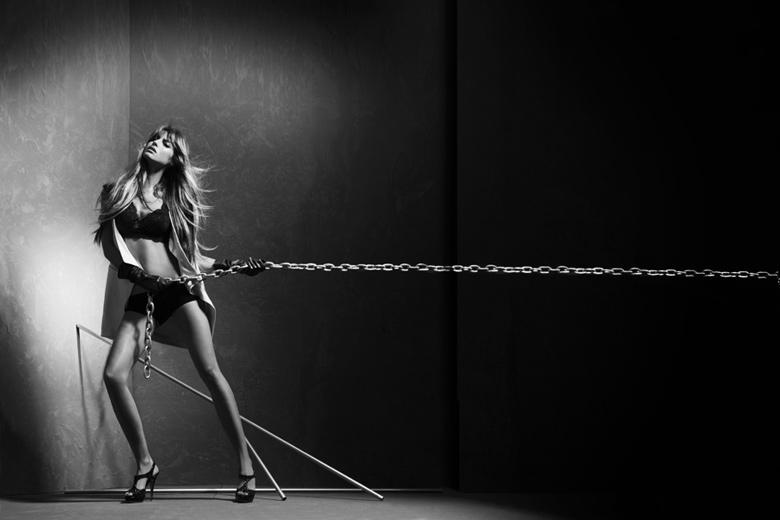 Photography by Jesus Cordero. Ariadne Artiles