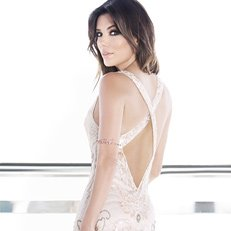 Photo by Jesus Cordero.With Eva Longoria