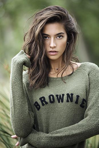 Photography by Jesus Cordero. Brownie