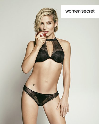 Photography by Jesus Cordero. Women Secret - Elsa Pataky