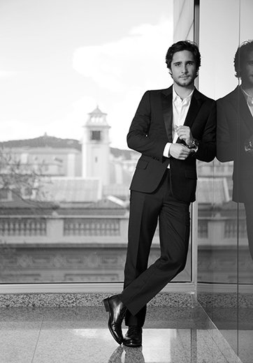 Photography by Jesus Cordero. Diego Boneta