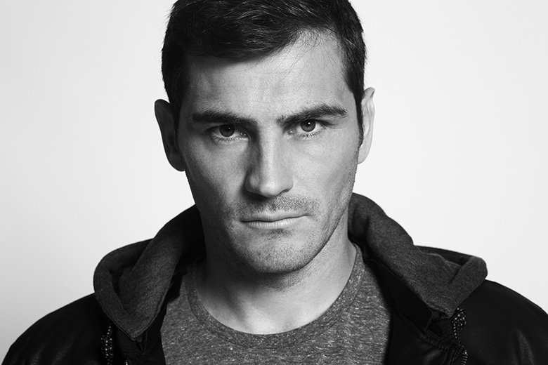 Photography by Jesus Cordero. Iker Casillas