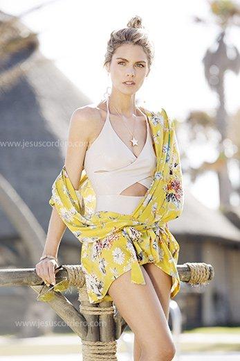 Photography by Jesus Cordero. Editorial for Women Secret