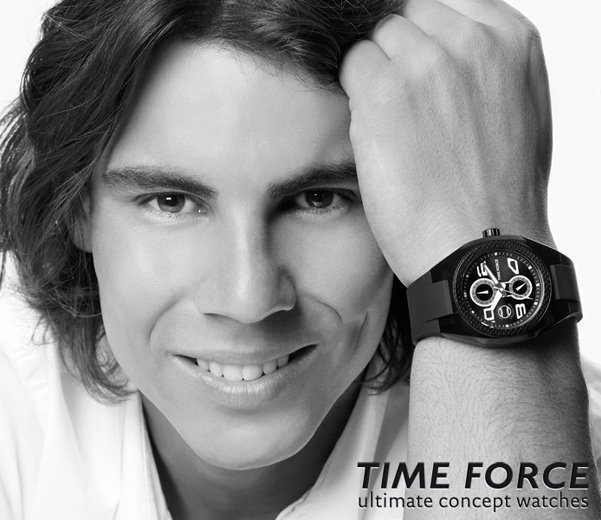Photography by Jesus Cordero. Time Force