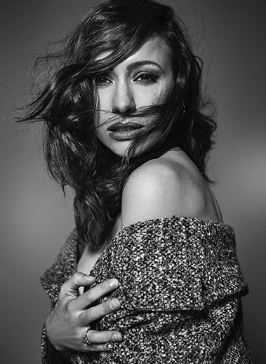 Photography by Jesus Cordero. Natalia Verbeke