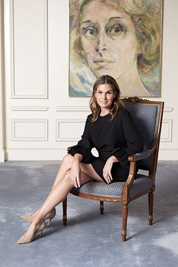 Photography by Jesus Cordero. Aerin Lauder