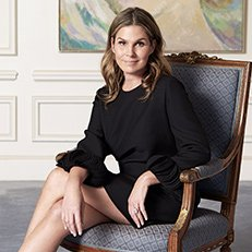 Photo by Jesus Cordero.With Aerin Lauder