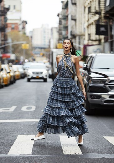 Photography by Jesus Cordero. Hola Fashion