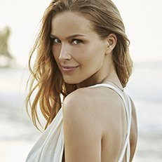 Photo by Jesus Cordero.With Petra Nemcova
