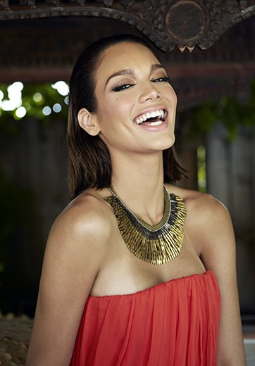 Photography by Jesus Cordero. Zuleyka Rivera