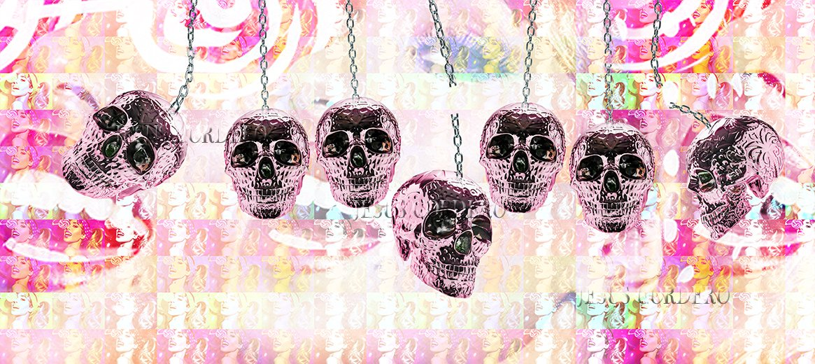 Photography by Jesus Cordero. Skull Time