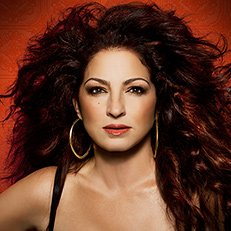 Photo by Jesus Cordero.With Gloria Estefan