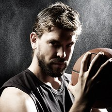 Photo by Jesus Cordero.With Marc Gasol