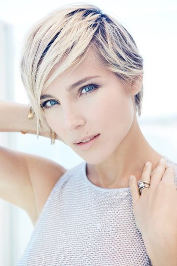 Photography by Jesus Cordero. Elsa Pataky