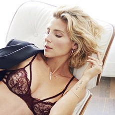 Photo by Jesus Cordero.With Elsa Pataky