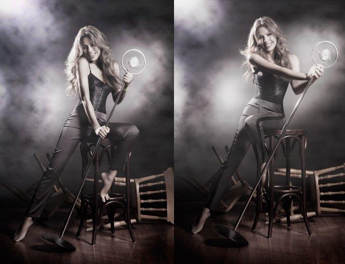 Photography by Jesus Cordero. Thalia